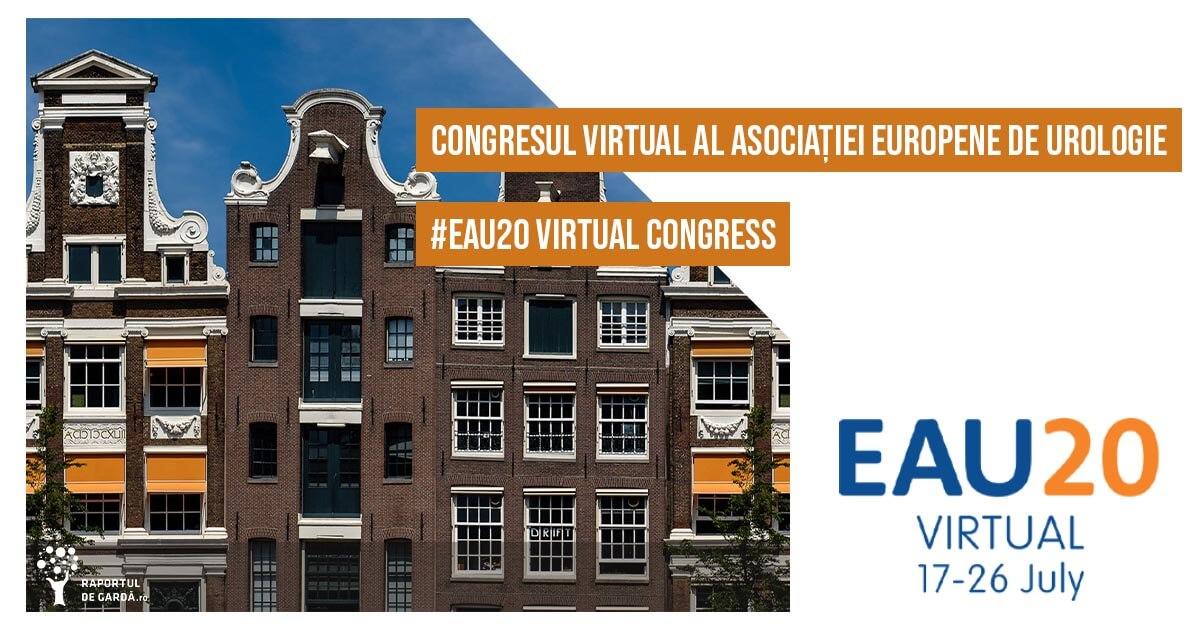 EAU 20 Congresul Asociației Europene de Urologie