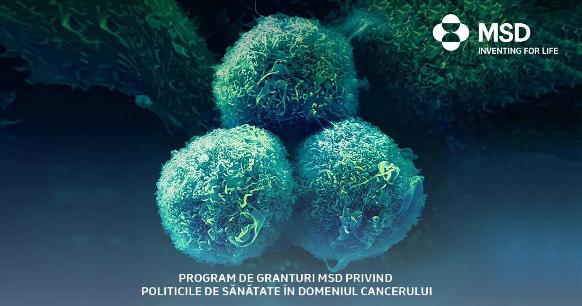 MSD program de granturi pentru dezvoltarea politicilor de sanatate