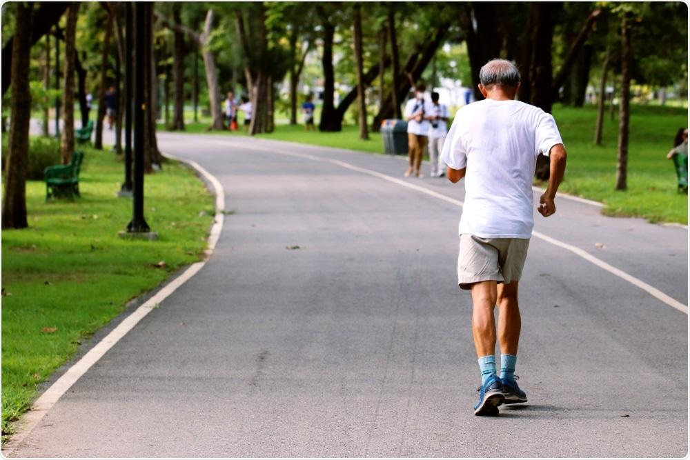 varstnic jogging