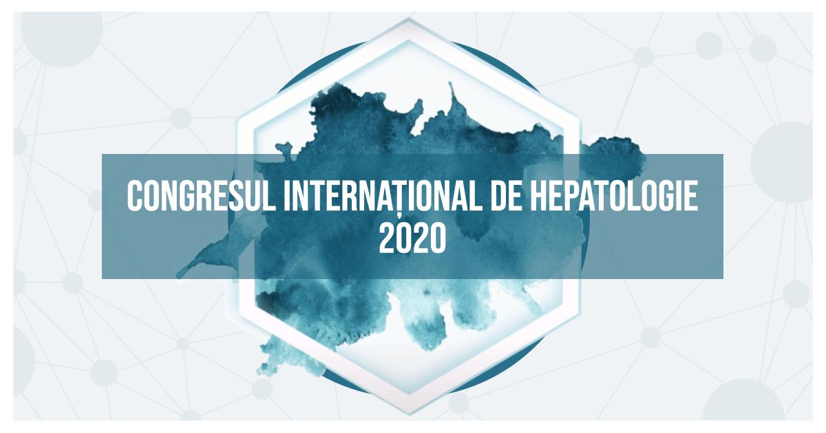 Congresul internațional de hepatologie studiul tratamentelor curative hepatita B
