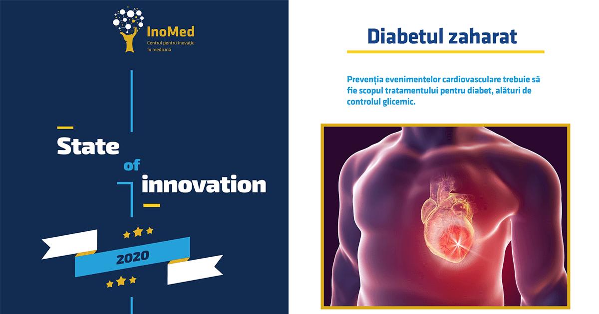 State of Innovation 2020: diabetul zaharat