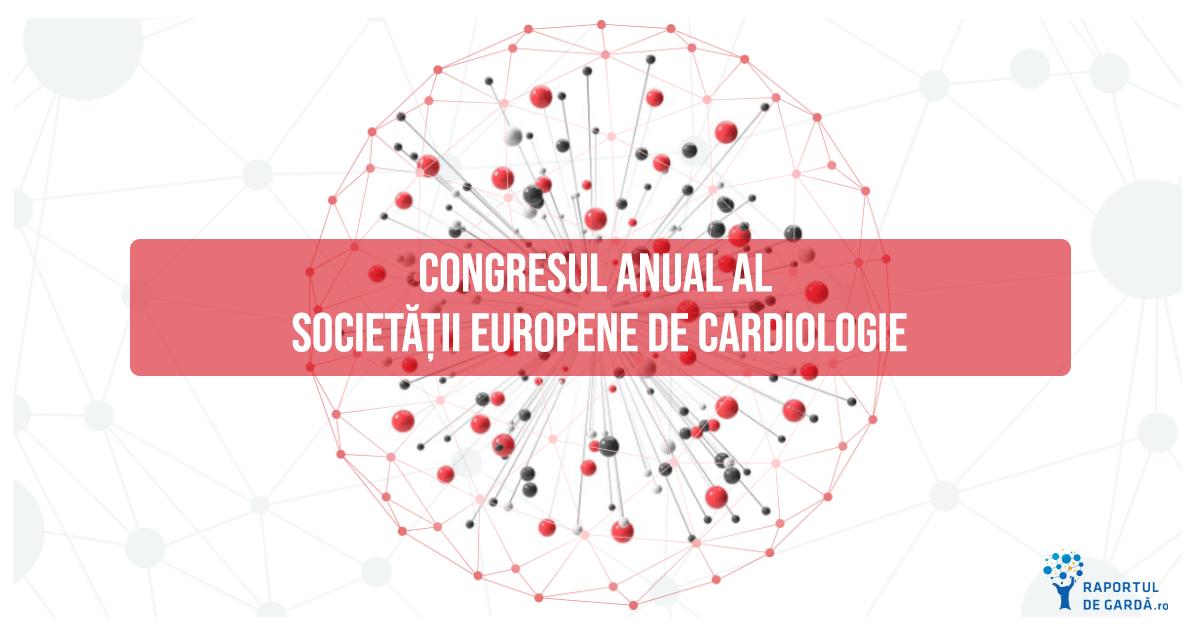 Congresul Societății Europene de Cardiologie