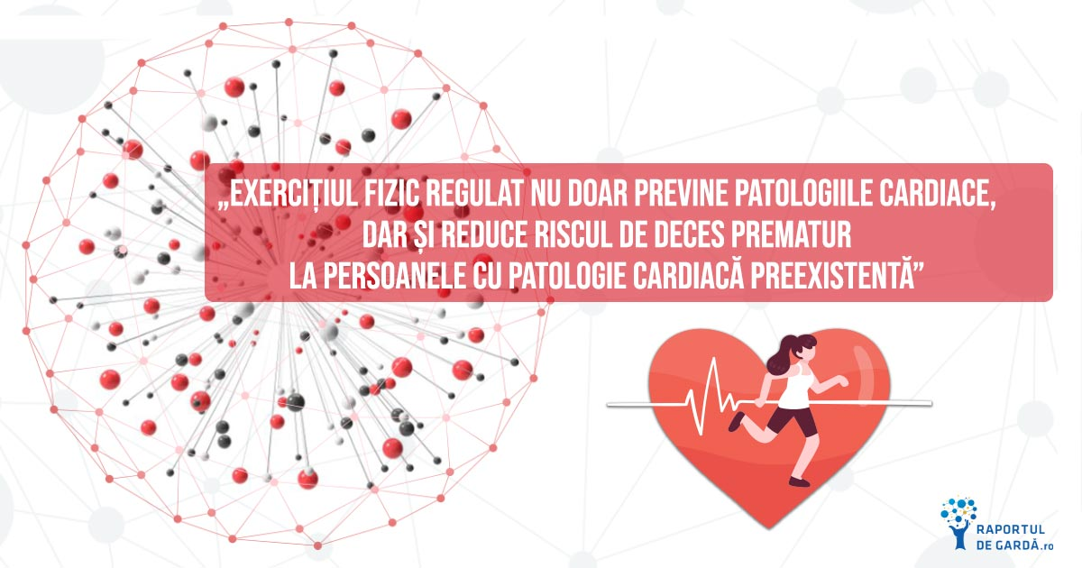 citat ghid esc beneficiile exercițiului fizic în patologia cardiacă