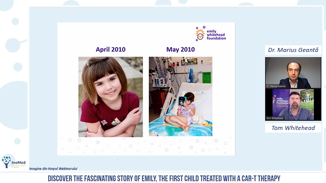 Cum arăta Emily în aprilie vs. mai 2010