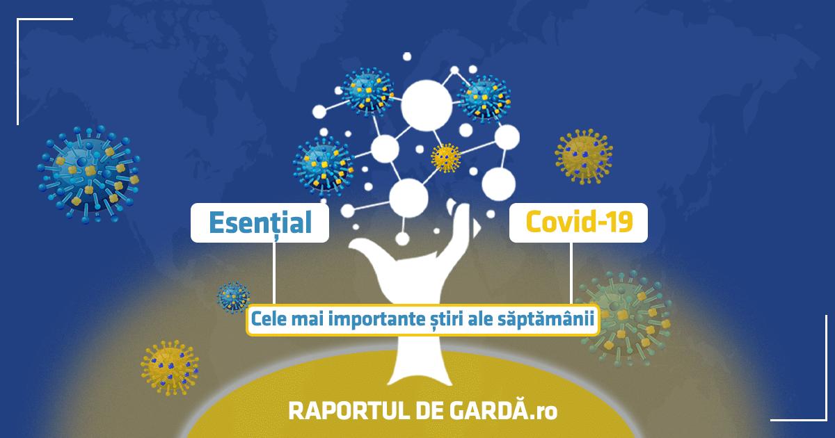 Esential Covid-19: cele mai importante informații