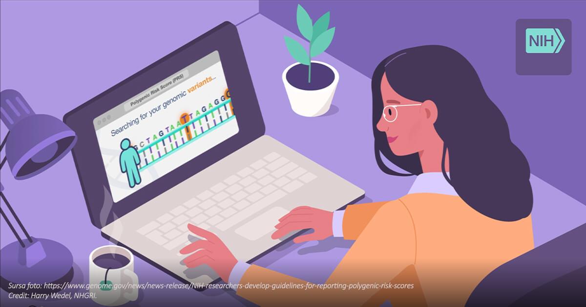 Ghid NIH Scoruri de risc poligenic