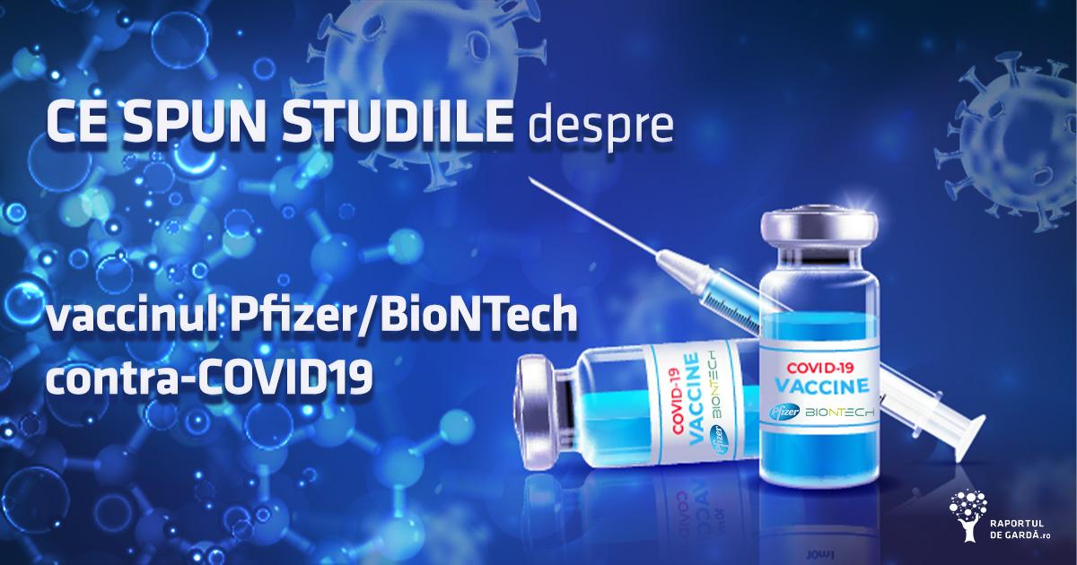 Vaccinul Pfizer/BioNTech contra Covid-19
