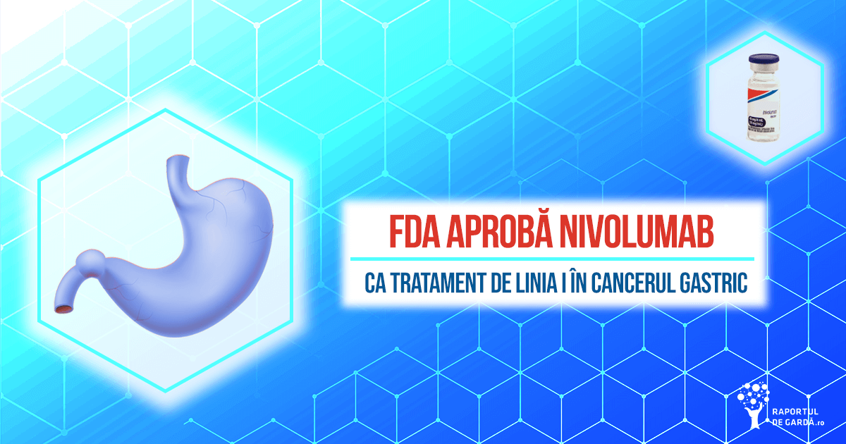 FDA aprobă nivolumab