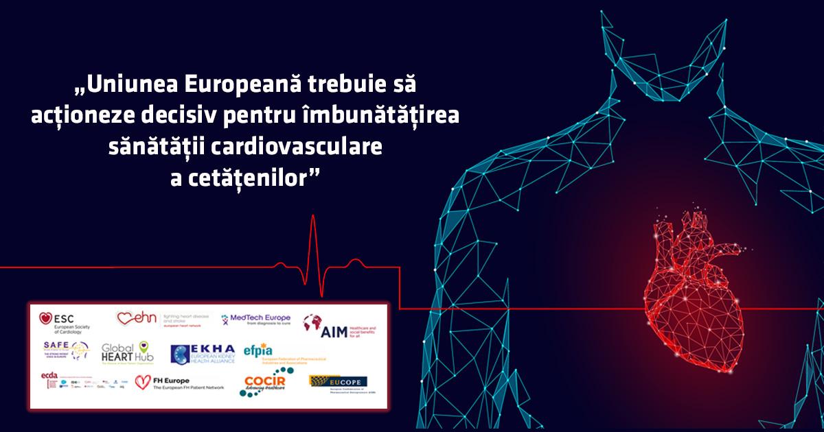 Plan european pentru bolile cardiovasculare
