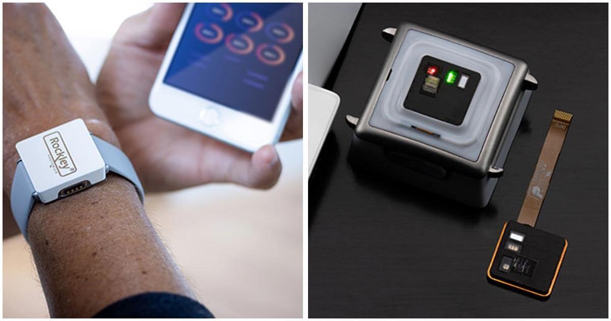 "Tehnologia ""clinic on the wrist"""