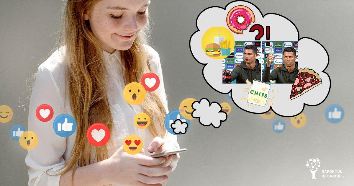 Influenceri, social media