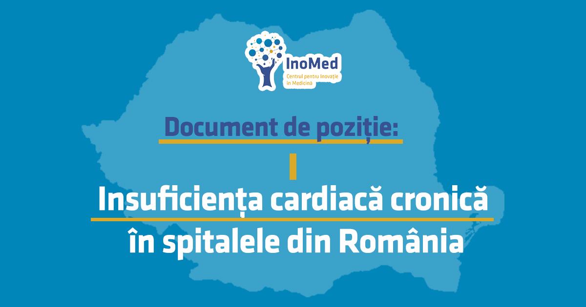 Document de poziție insuficiența cardiacă cronică România