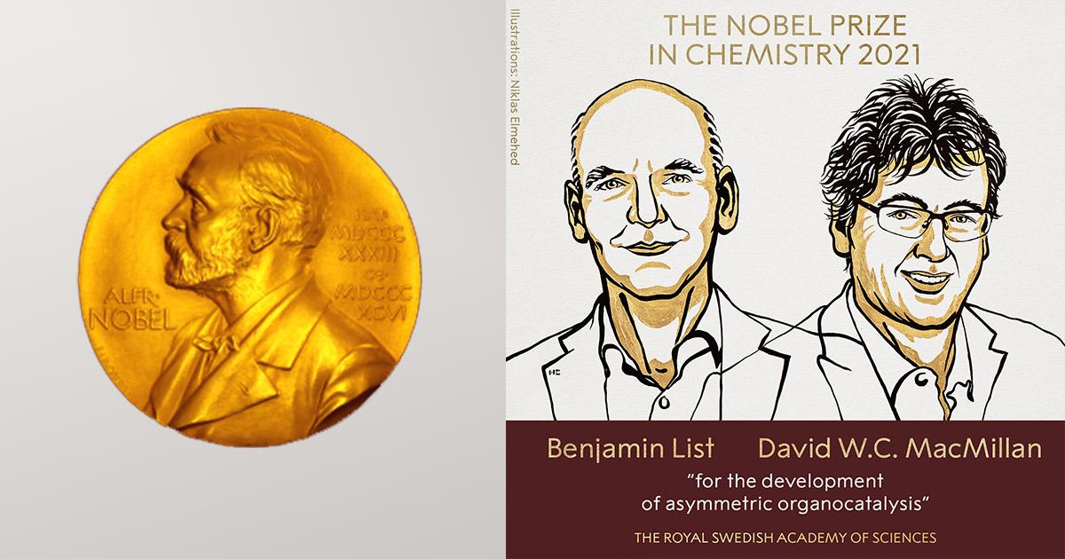 Nobel Chimie 2021